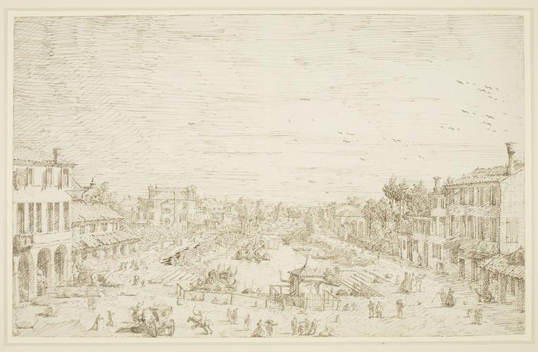Mestre: The Canale delle Barche
