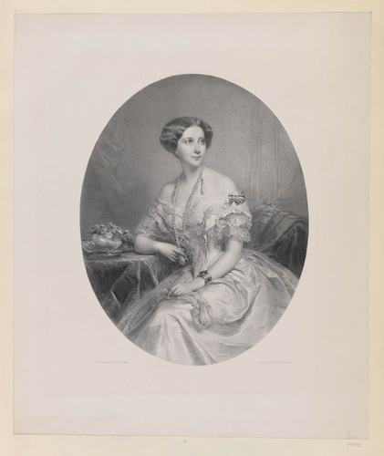 Princess Anna, Landgravine of Hesse-Cassel-Rumpenheim, 2nd Consort of Friedrich Wilhelm, Landgrave of Hesse-Cassel-Rumpenhiem, Daughter of Karl, Prince of Prussia