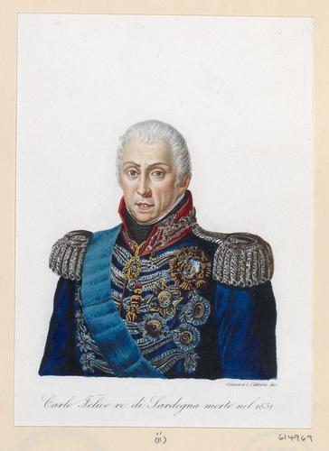 Carlo Felice (King of Sardinia)