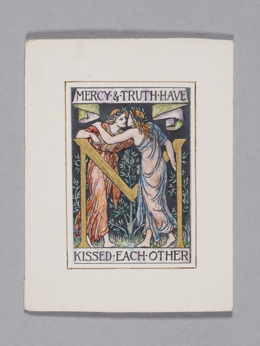 Mercy and Truth Have Kissed Each Other