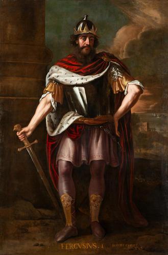 Fergus I, King of Scotland (330-305 B. C. )