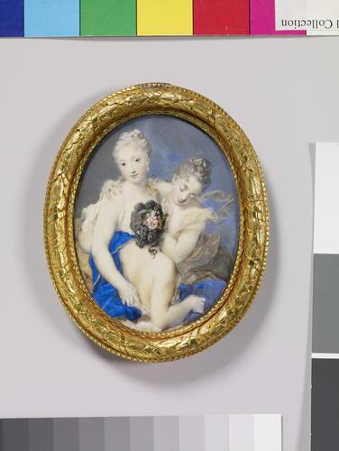 Francoise-Marie, Duchesse d'Orleans (1677-1749), as Amphitrite