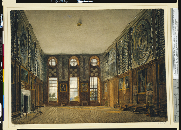 The Guard Chamber, Hampton Court Palace