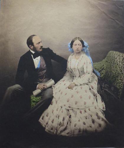 Королева Виктория и Альберт, Принц-Консорт