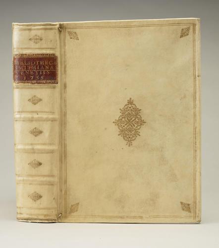 Bibliotheca Smithiana : seu catalogus librorum D. Josephi Smithii Angli per cognomina authorum dispositus