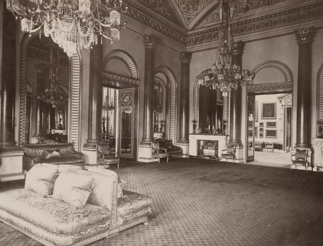 The Music Room Buckingham Palace