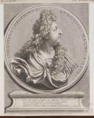 Ludovicus Delphinus (Le Grand Dauphin)