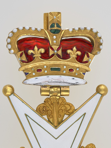 Order of the Bath. Grand Cross sash badge. Belonged to George IV when Prince Regent