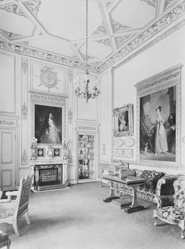 The King's Audience Room, Windsor Castle