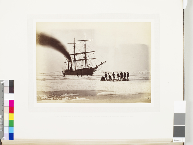 The Arctic regions, illustrated with photographs taken on an expedition to Greenland / by William Bradford