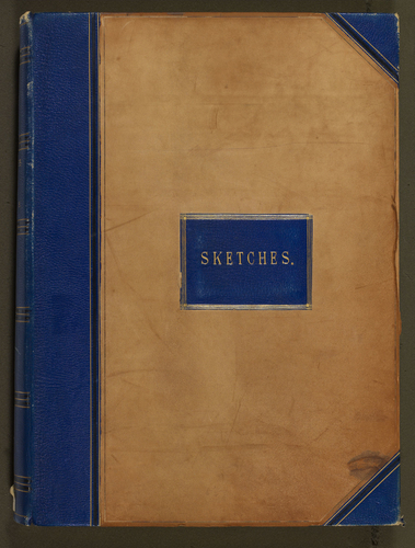 Queen Victoria's Sketches Vol. II (1872-1892)