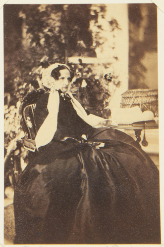 The Dowager Empress Alexandra Feodorovna of Russia (1798-1860)