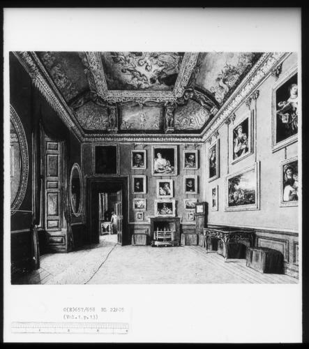 Windsor Castle: The King?s Dressing Room