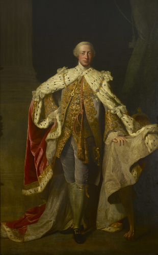 George III, when Prince of Wales (1738-1820)