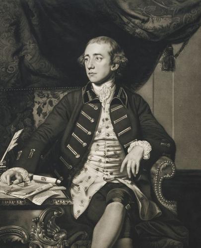 Warren Hastings Esq. r