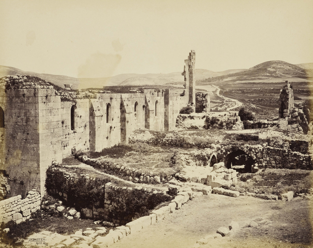 [Church of St John the Baptist, Sebastia, Samaria]