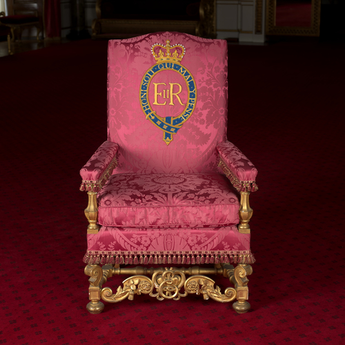 Pair of Chairs of Estate