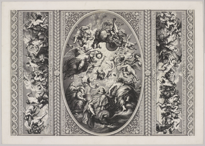 Ceiling Paintings for the Banqueting House, Whitehall
