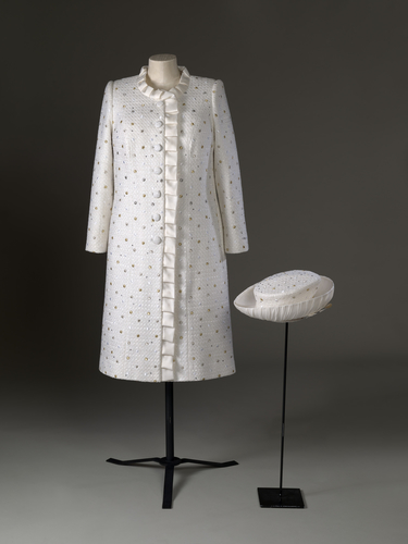 Master: Dress, Coat and Hat