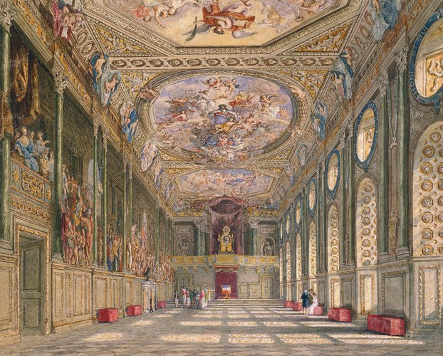 St George's Hall, Windsor Castle