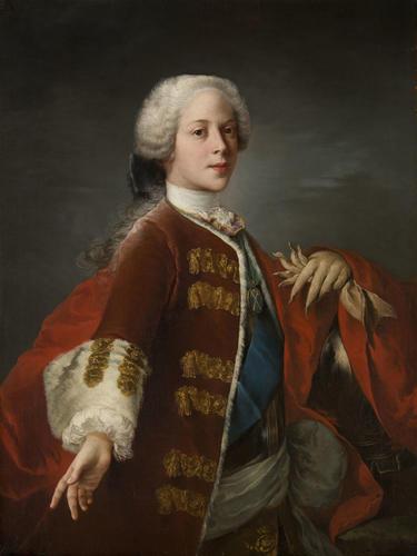 Prince Henry Benedict Stuart (1725-1807), later Cardinal York