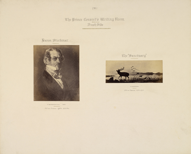 'Baron Stockmar'