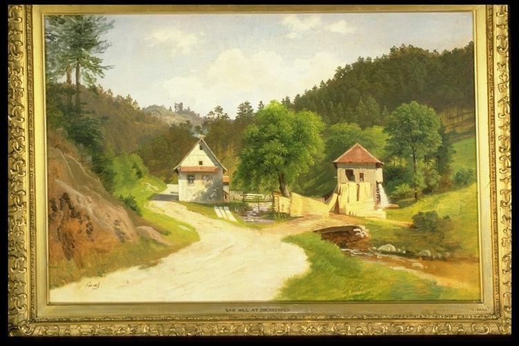 Sawmill at Oberbehren