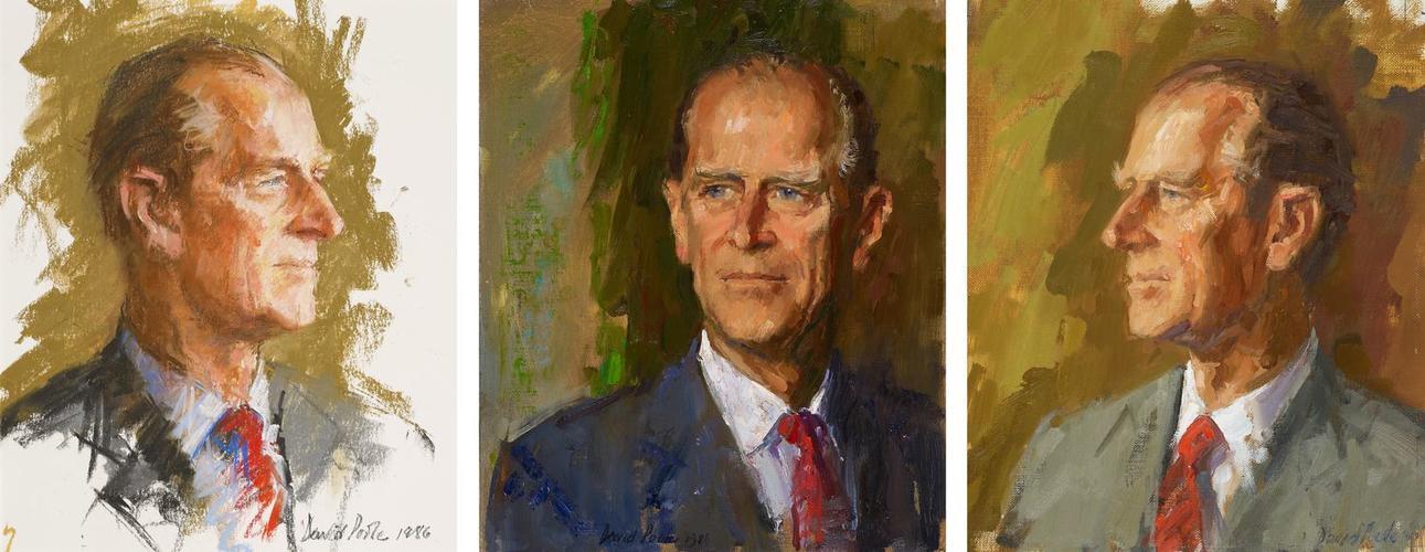 H. R. H. The Duke of Edinburgh (1921 - )