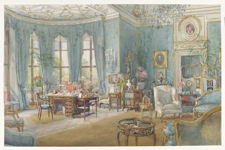 The Queen's Boudoir