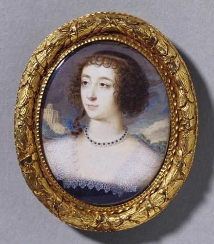 Queen Henrietta Maria (1609-16690)