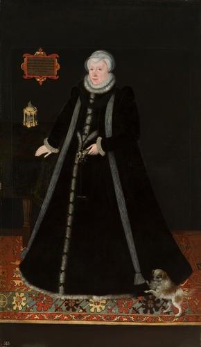 Lady Margaret Douglas, Countess of Lennox (1515-78)