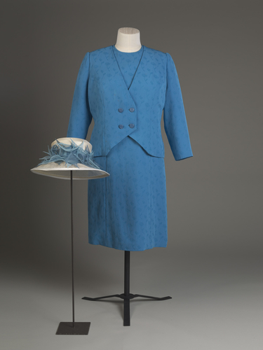 Master: Dress and Jacket, Hat