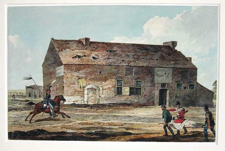 Field of Waterloo: La Belle Alliance
