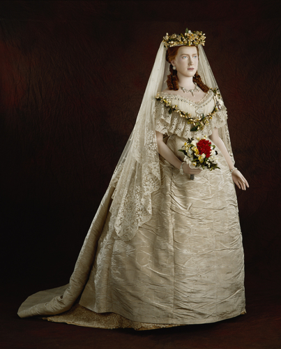 Master: Princess Alexandra's Wedding Dress
