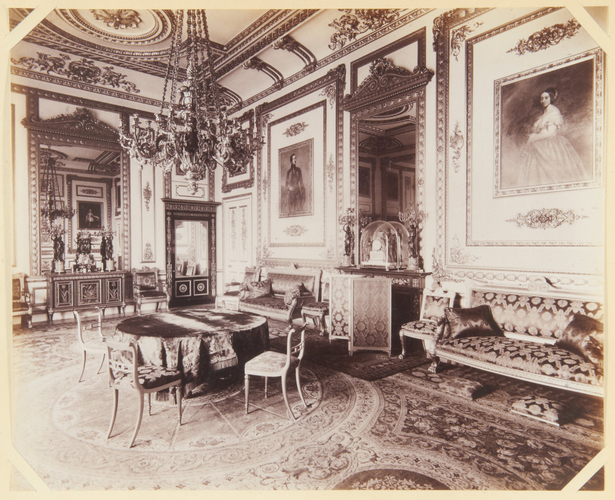 The White Drawing Room, Windsor Castle