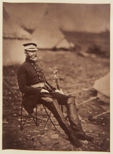 Major General Sir George Buller (1802-84)