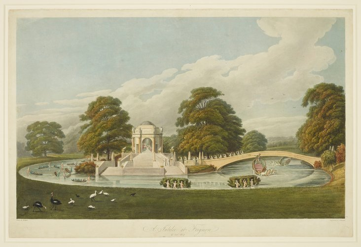 A Jubilee at Frogmore, 25 October 1809