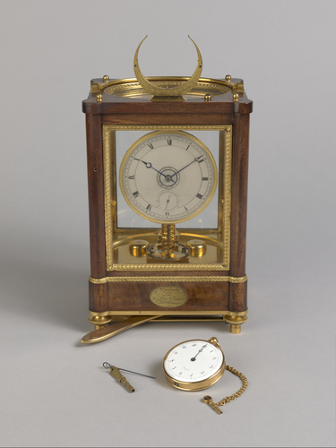 Master: The 'Sympathique' clock Item: Sympathique Clock