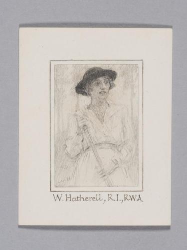 A Land Girl 1915-1918