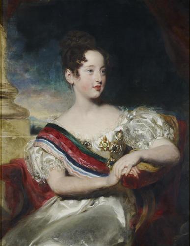 Maria II, Da Gloria, Queen of Portugal (1819-1853)