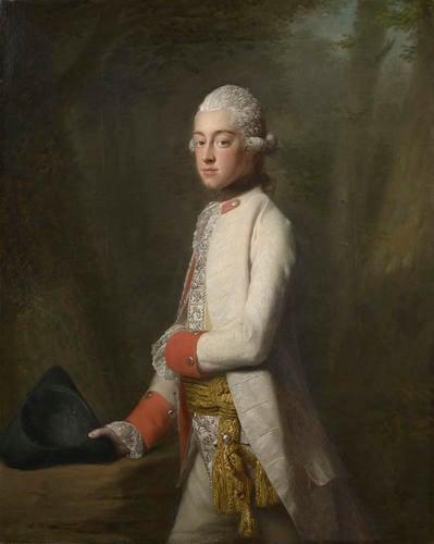 Prince George Augustus of Mecklenburg-Strelitz (1748-85)