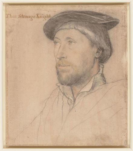 Sir Thomas Lestrange (c. 1490-1545)