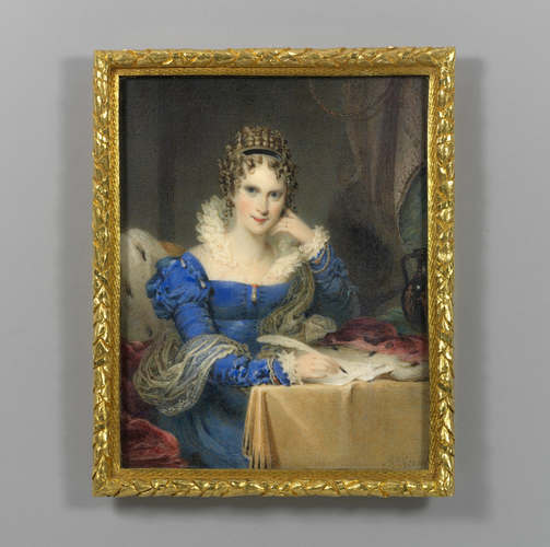 Queen Adelaide (1792-1849), when Duchess of Clarence