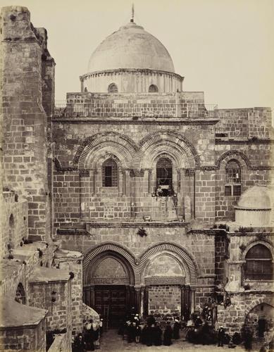 Church of the Holy Sepulchre [Jerusalem]