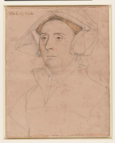 Elizabeth, Lady Rich (d. 1558)