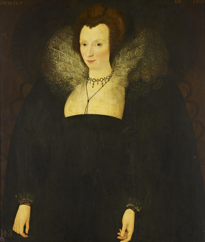 Alice Spencer, Countess of Derby (d 1637)
