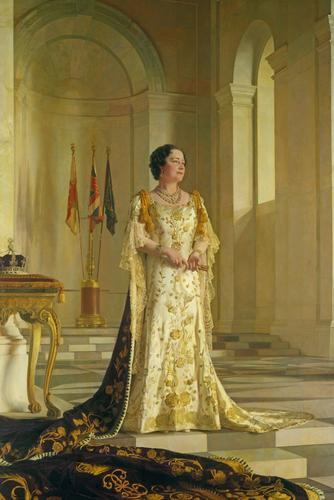 Queen Elizabeth (1900-2002), Queen consort of King George VI
