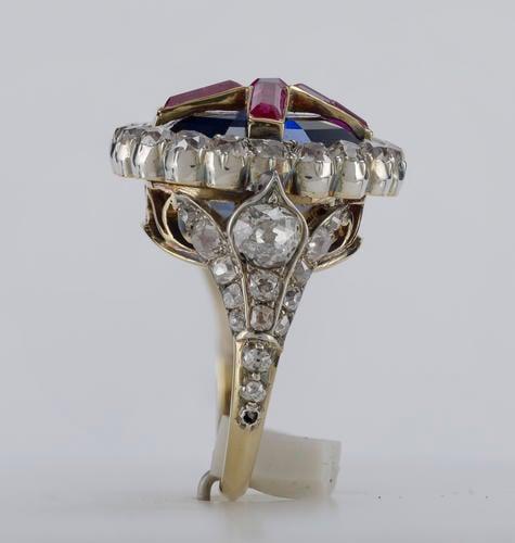 Queen Victoria's Coronation Ring