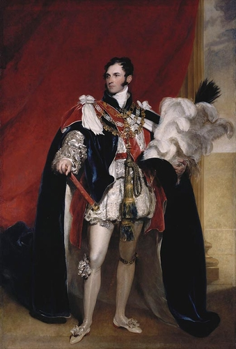 Prince Leopold of Saxe-Coburg, later Leopold I, King of the Belgians (1790-1865)