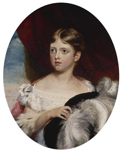 Queen Victoria (1819-1901) as a Girl